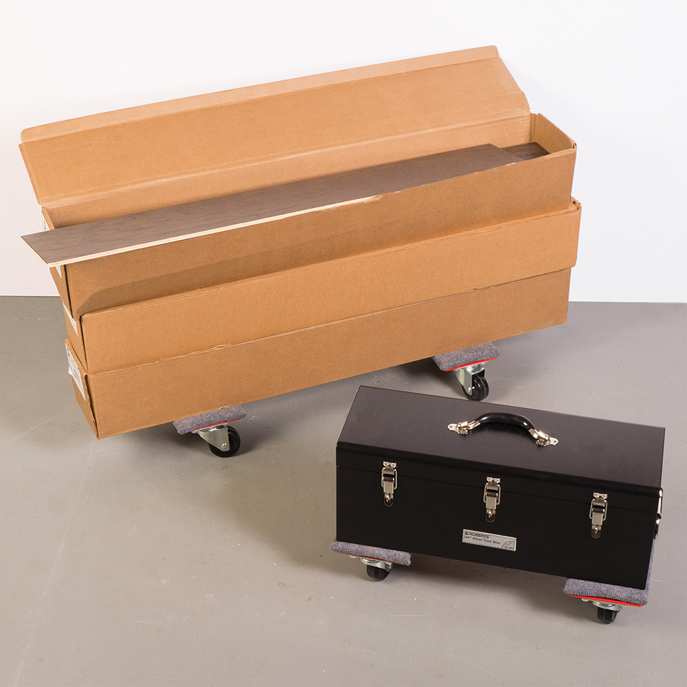 Heavy Cargo Dollies