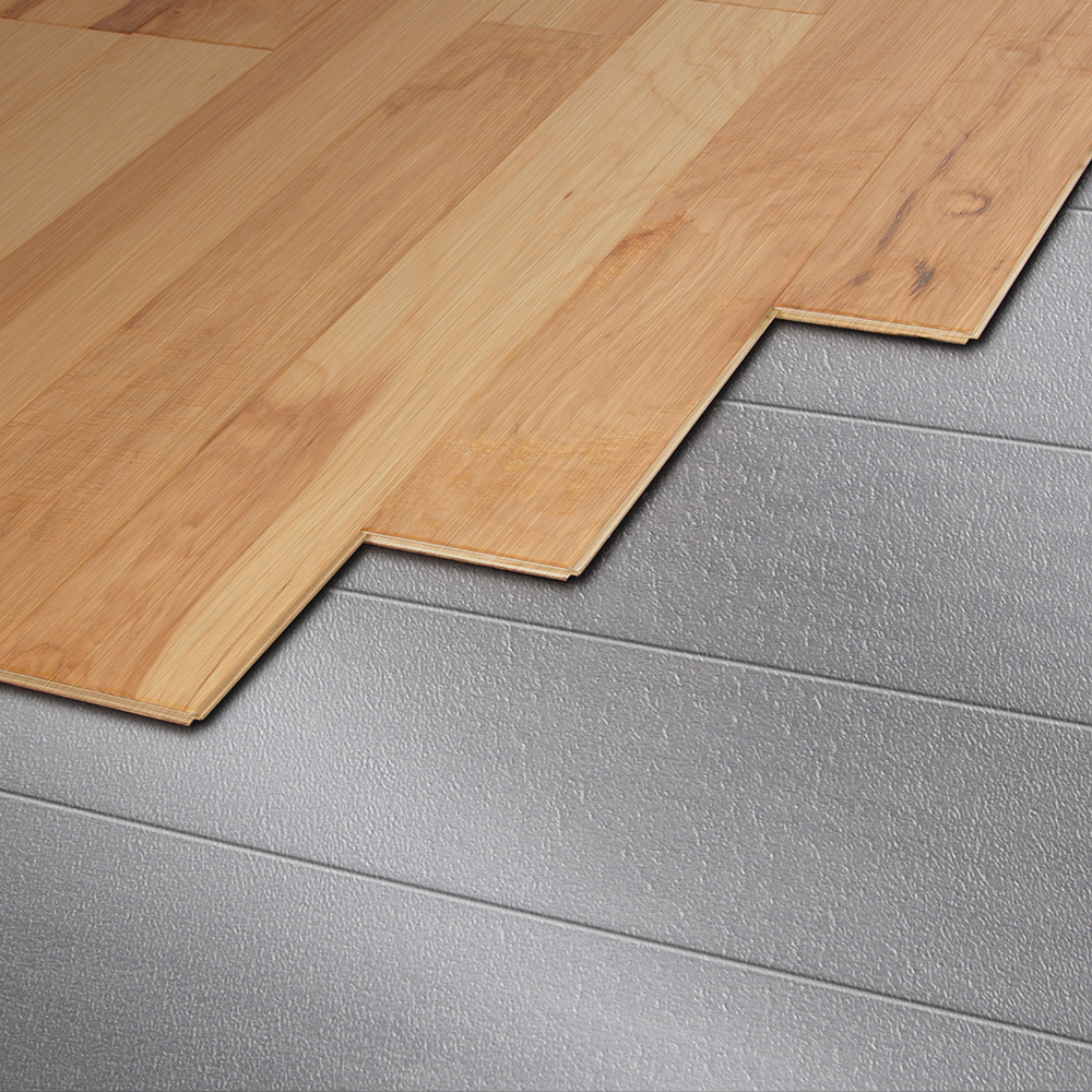 Thermawave underlayment roberts consolidated for Hardwood floors underlayment