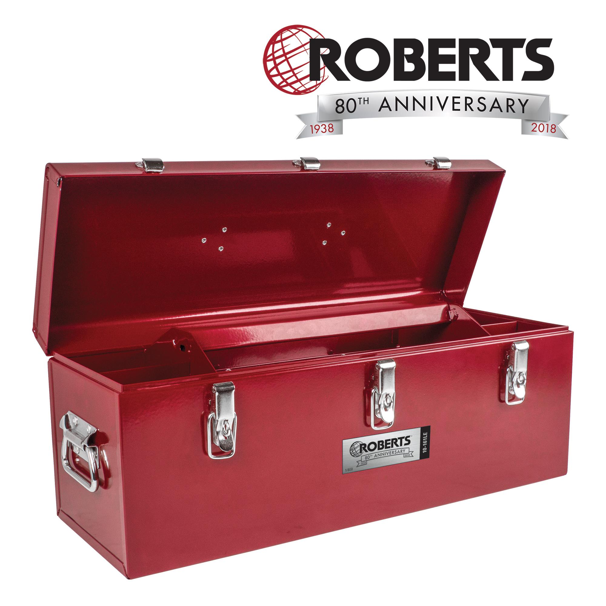 "24"" (61cm) Steel Tool Box"