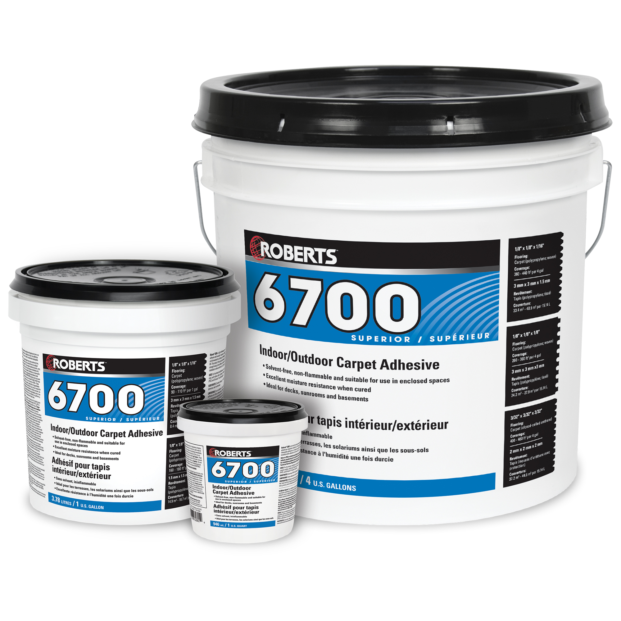 Indoor/Outdoor Carpet Adhesive