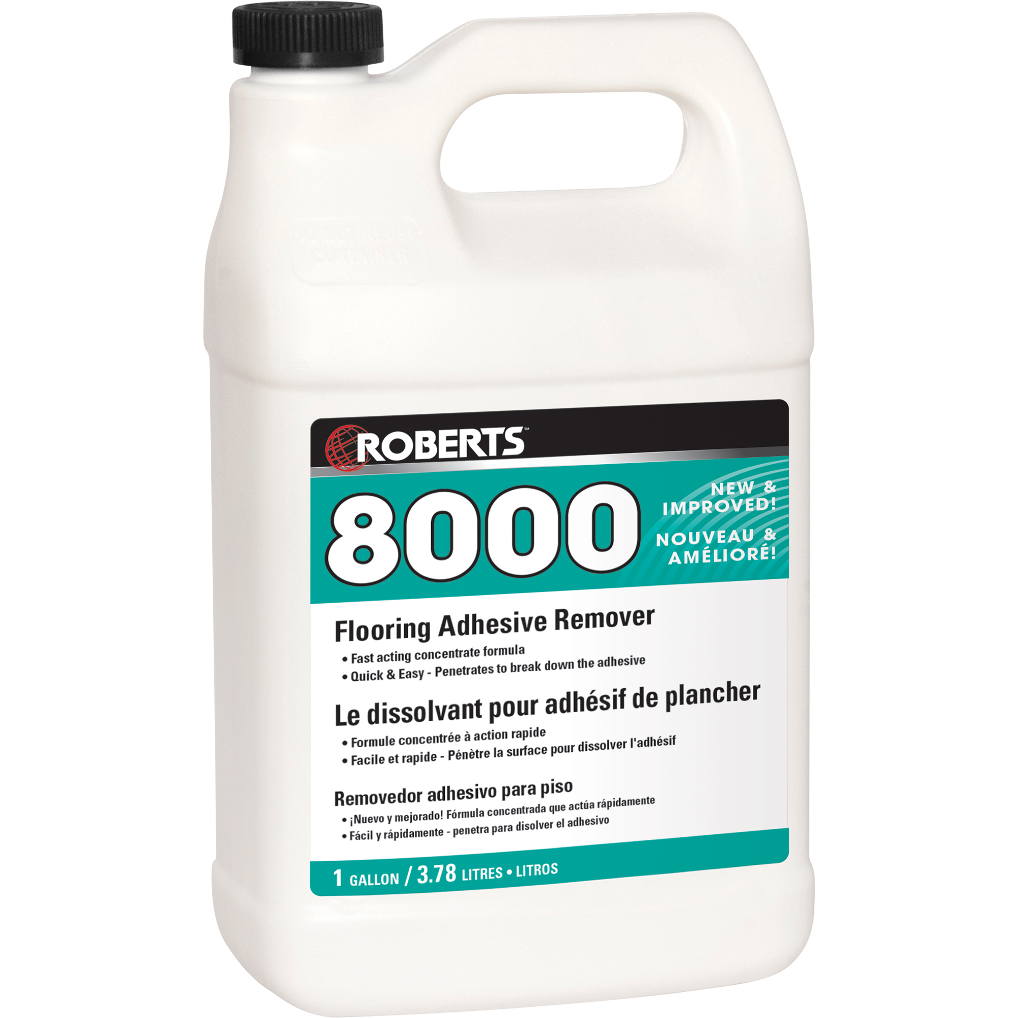 Flooring Adhesive Remover