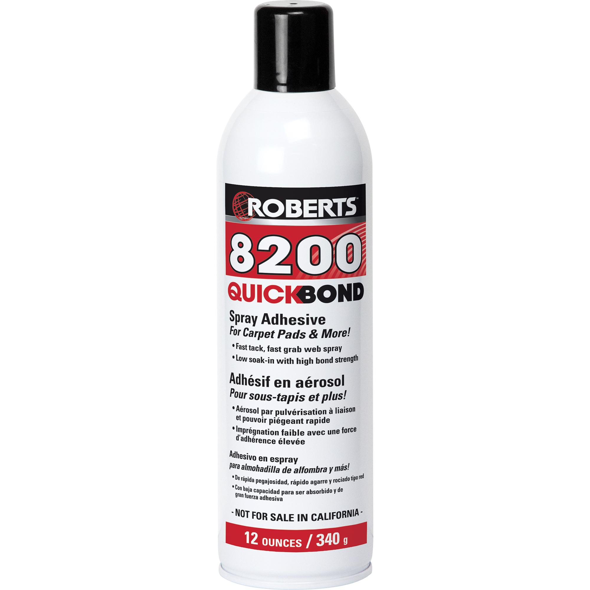 QUICK-BOND Spray Adhesive