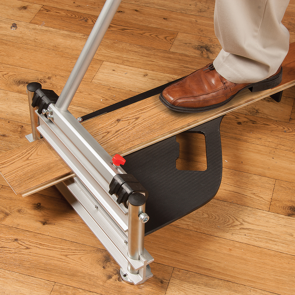 Materials Needed For Laminate Flooring: Wood & Laminate Flooring Cutters