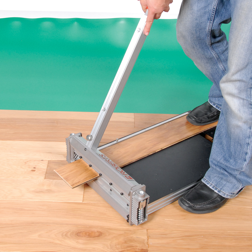 wood laminate flooring cutters roberts consolidated. Black Bedroom Furniture Sets. Home Design Ideas