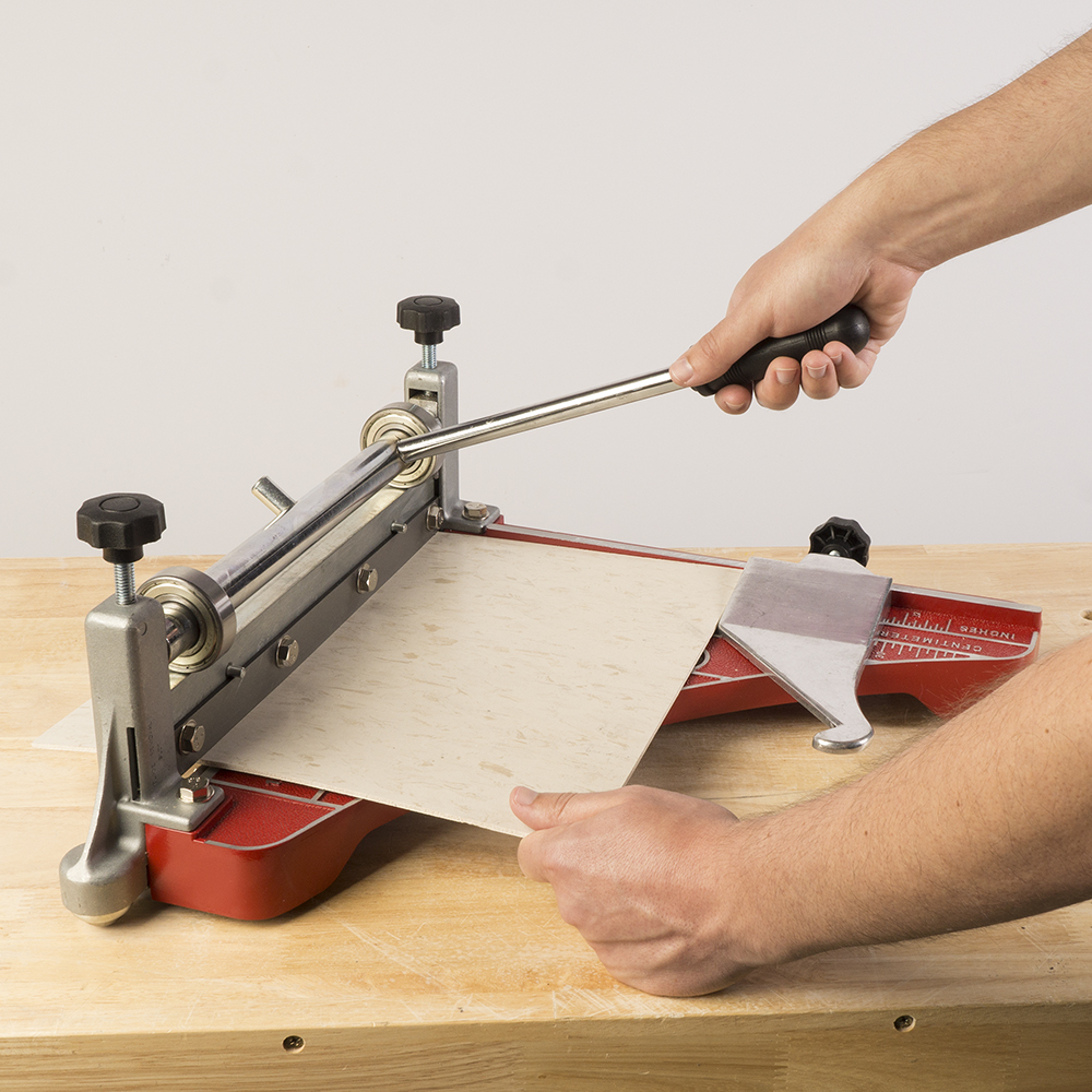 Vinyl flooring cutters roberts consolidated 12 vinyl tile cutter dailygadgetfo Gallery