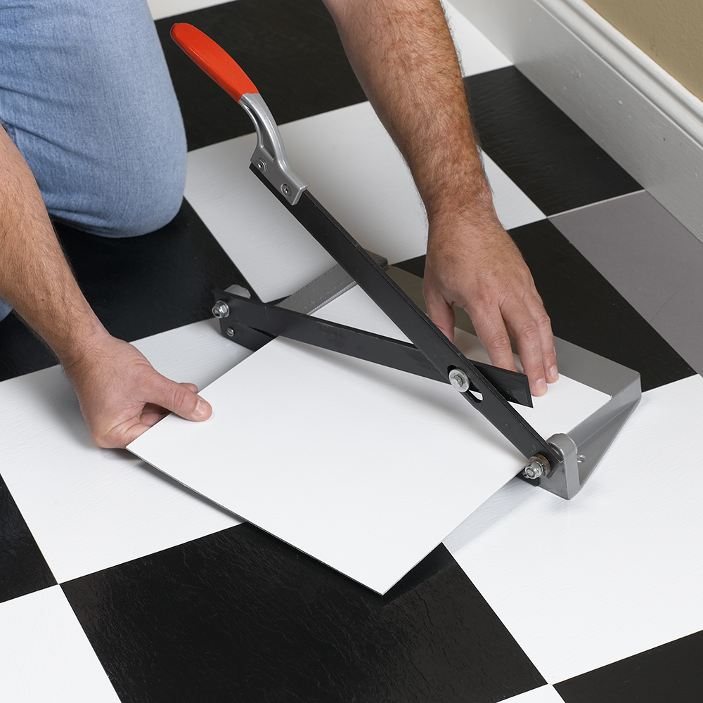 Quik Cut Vinyl Tile Cutter