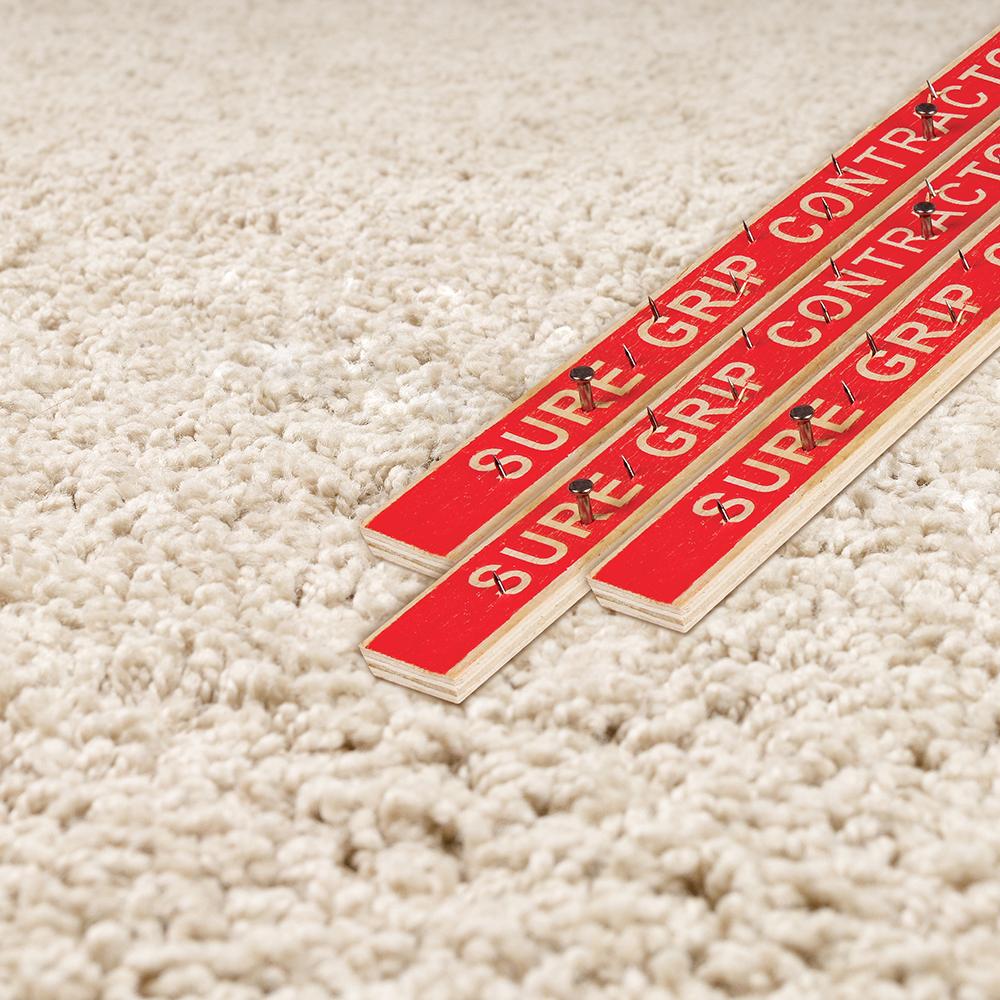 Sure-Grip Carpet Tack Strip