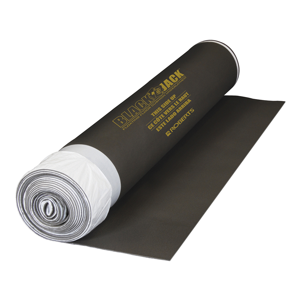 BlackJack® Underlayment