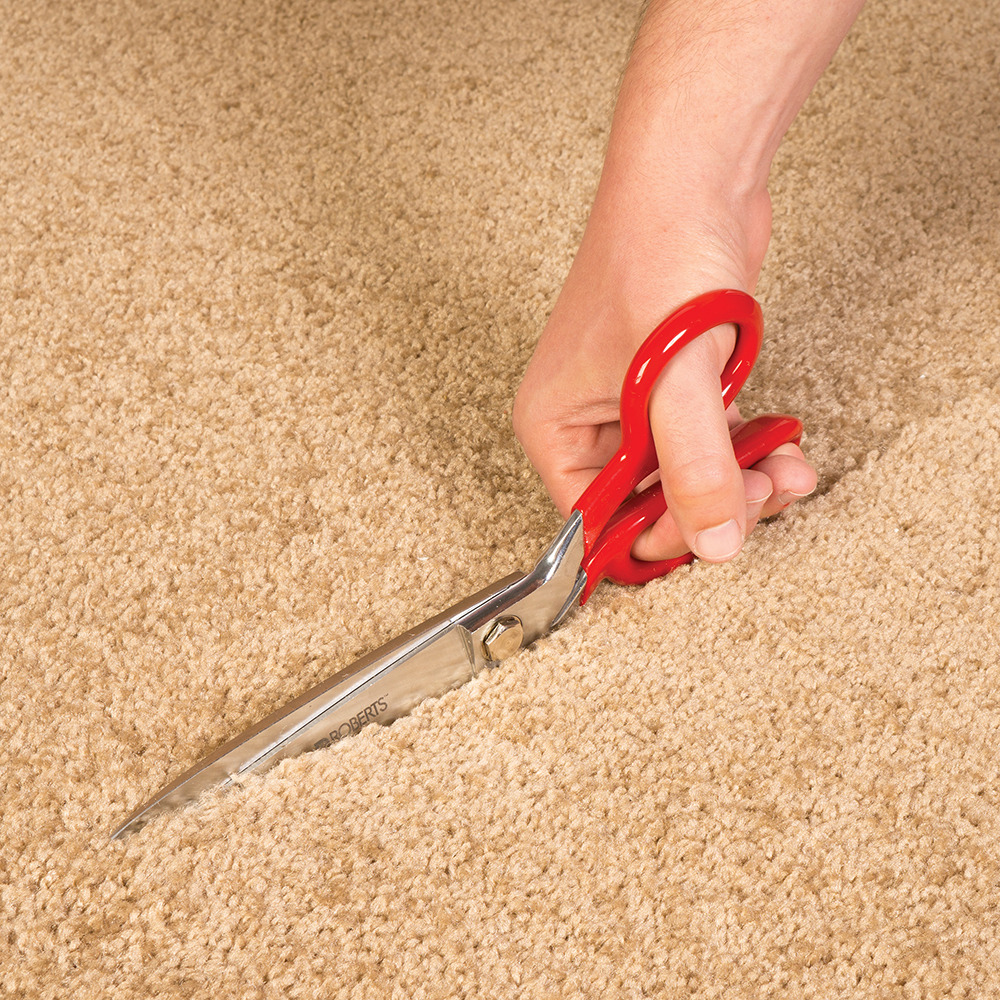 """10"""" (25 cm) Carpet Shears"""