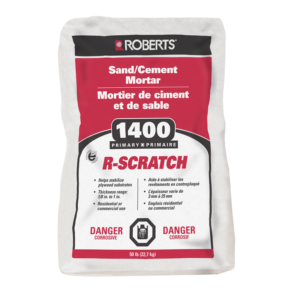 R-SCRATCH Sand/Cement Mortar