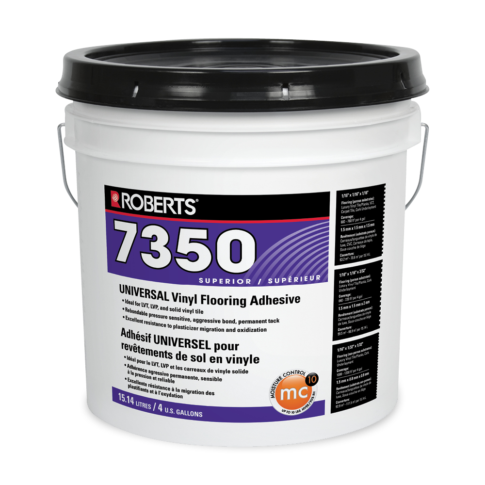 Universal Vinyl Flooring Adhesive Roberts Consolidated