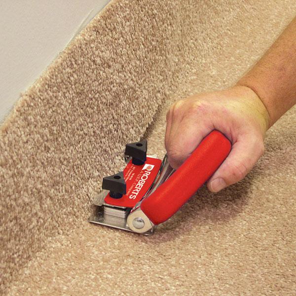 Roberts Carpet Trimmer Floor Matttroy