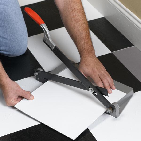 30002 Quik Cut Vinyl Tile Cutter