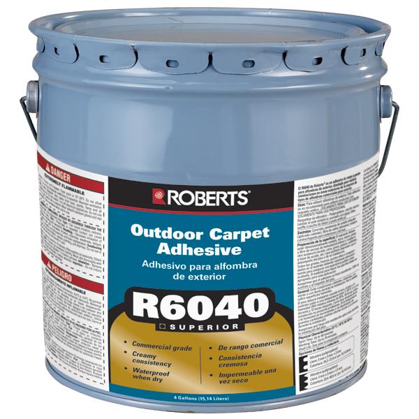 Roberts R6040 Superior Outdoor Carpet Adhesive