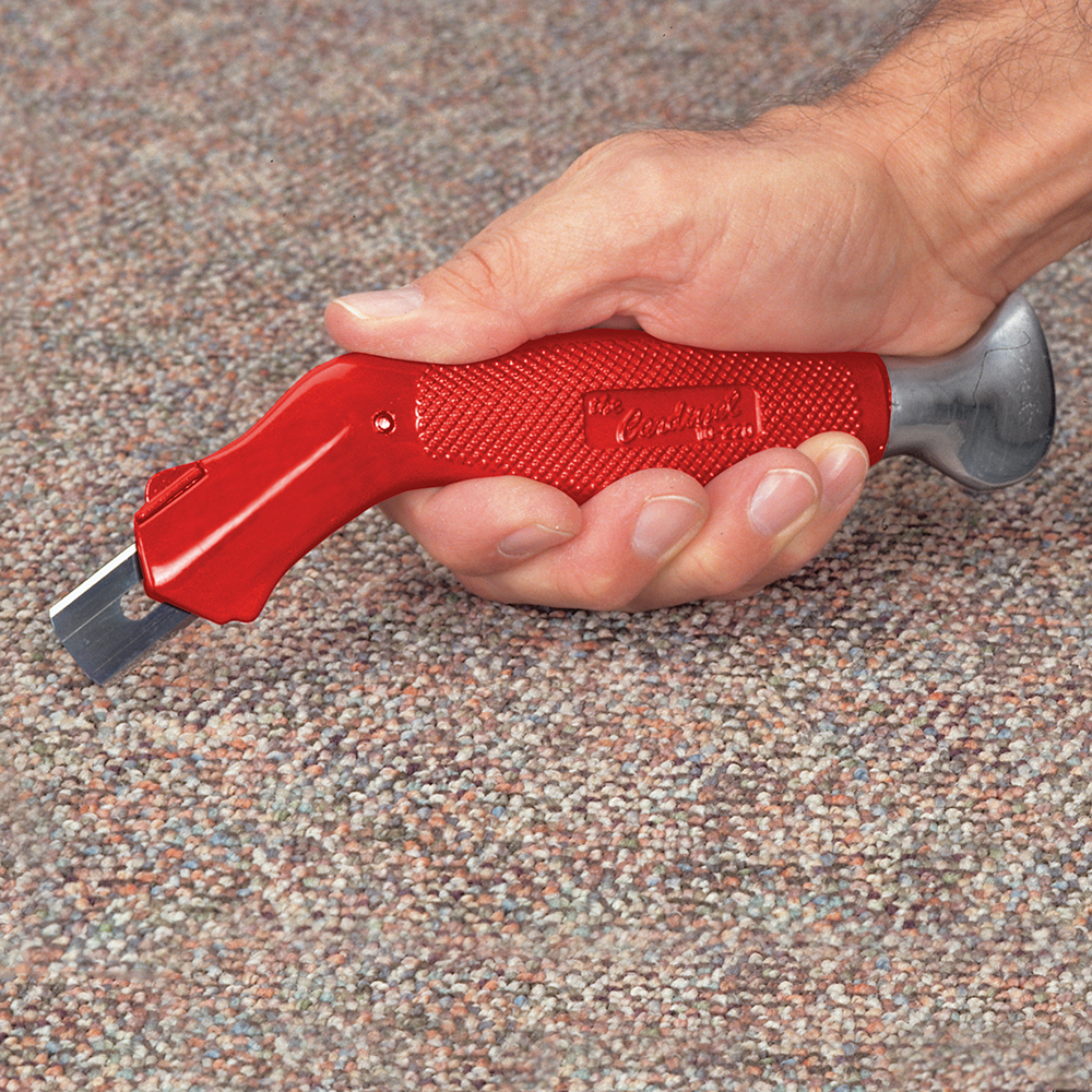 Cut & Jam Carpet Knife
