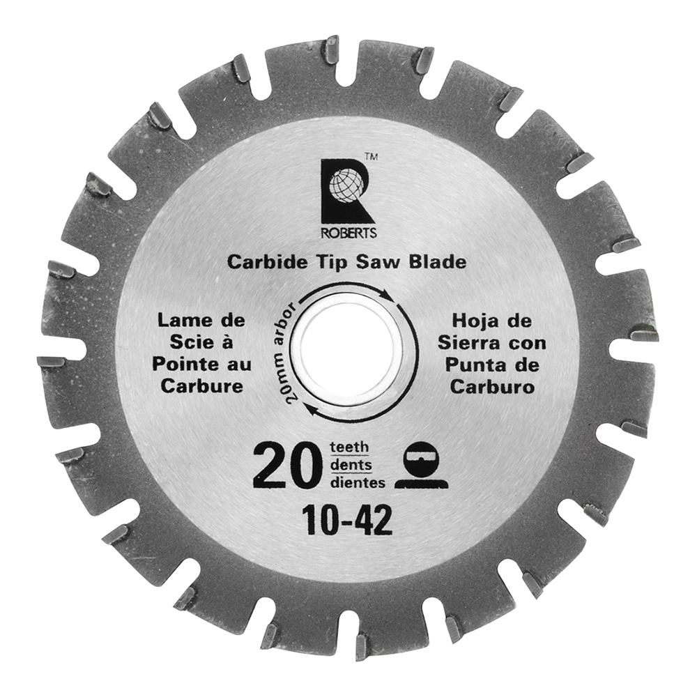 20-Tooth Jamb Saw Blade