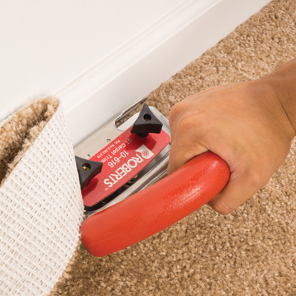 Conventional Carpet Trimmer