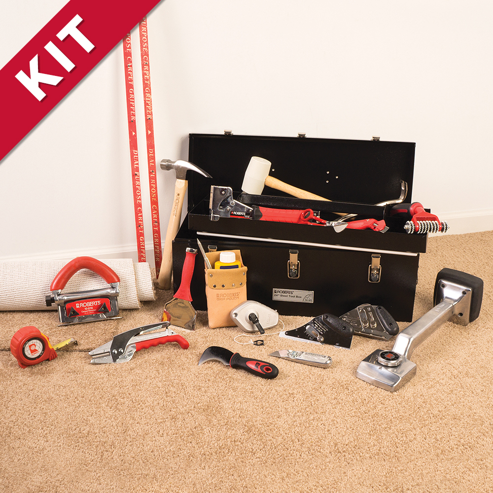 Deluxe Carpet Installation Kit