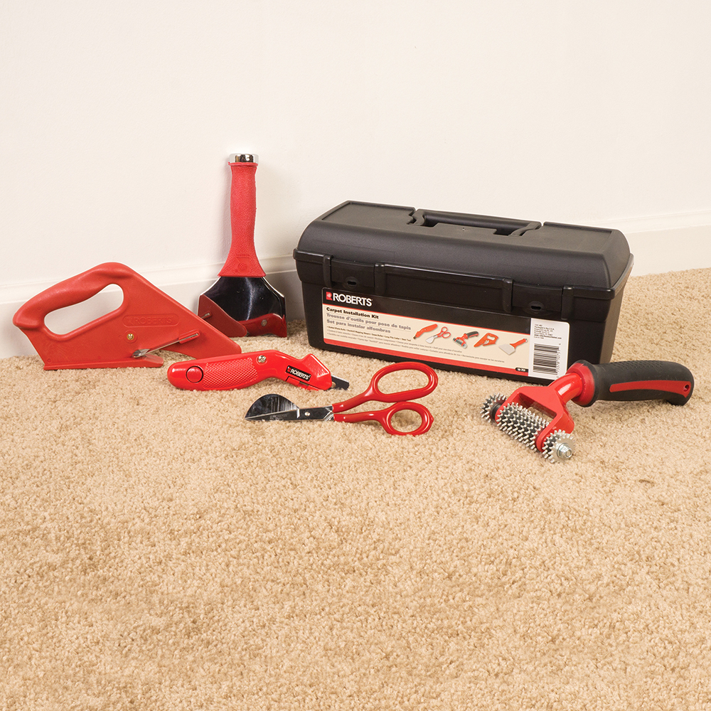 Economy Carpet Installation Kit