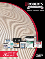 Roberts Adhesives Catalog