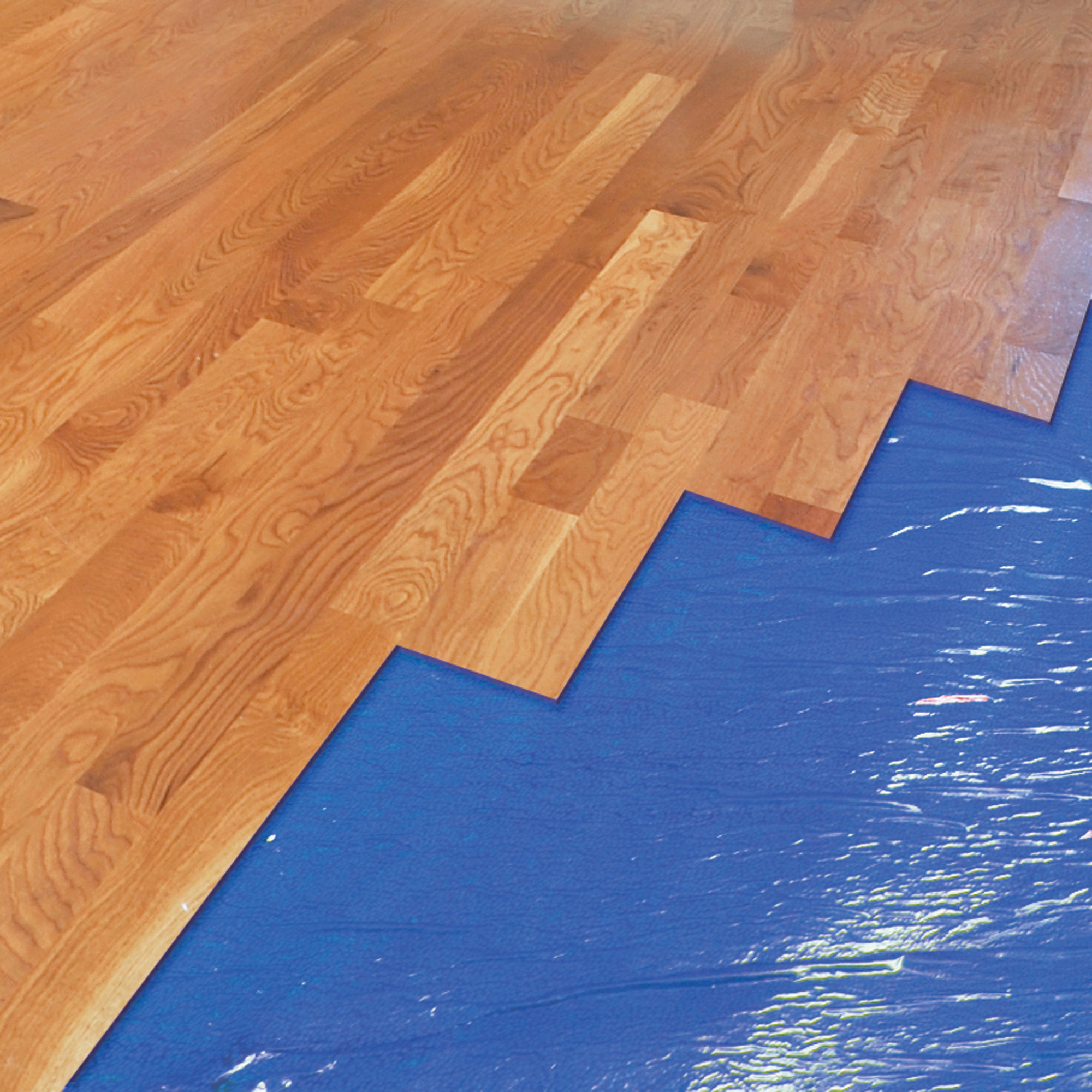 Underlayments Roberts Consolidated - How to install moisture barrier under laminate flooring