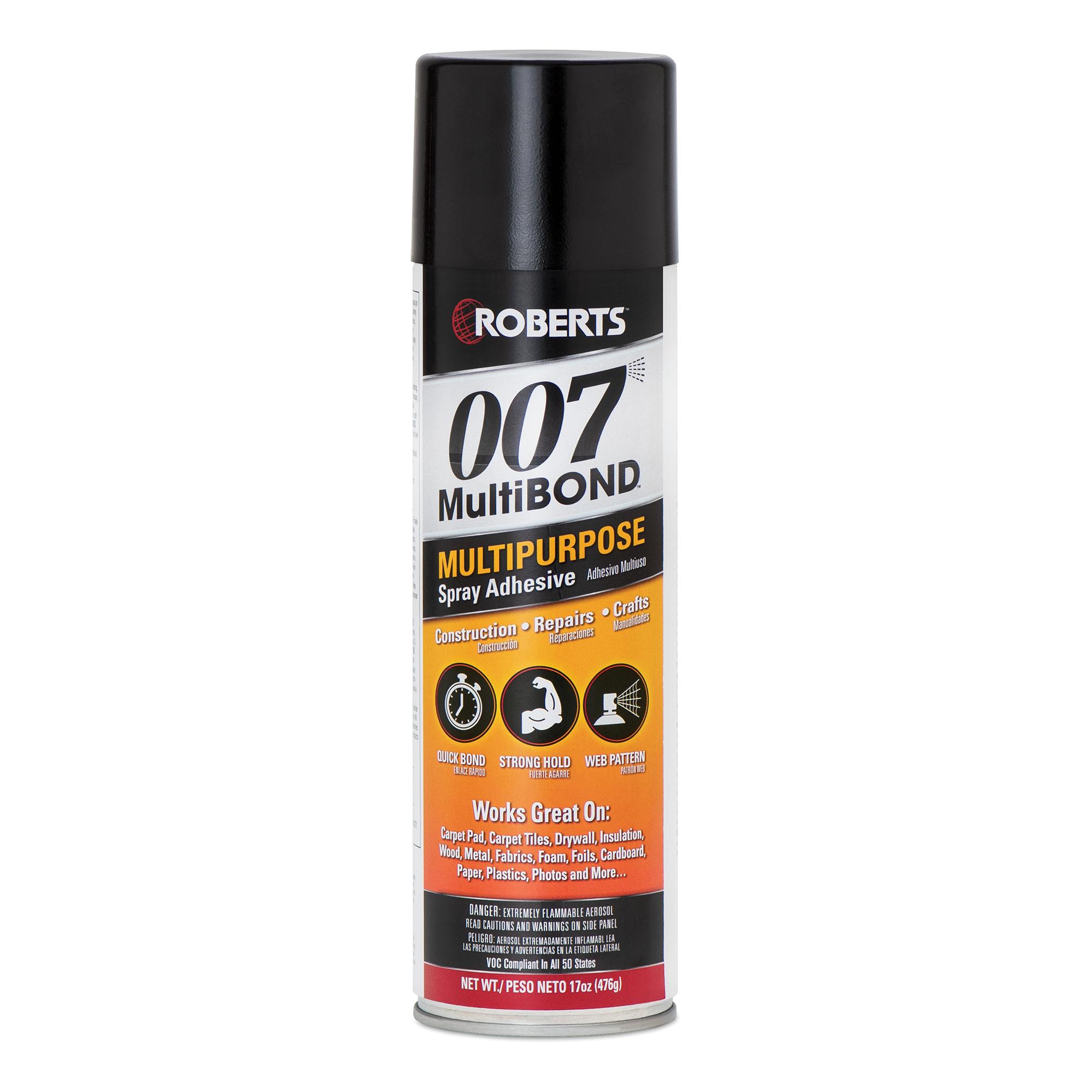 MultiBond Multipurpose Spray Adhesive