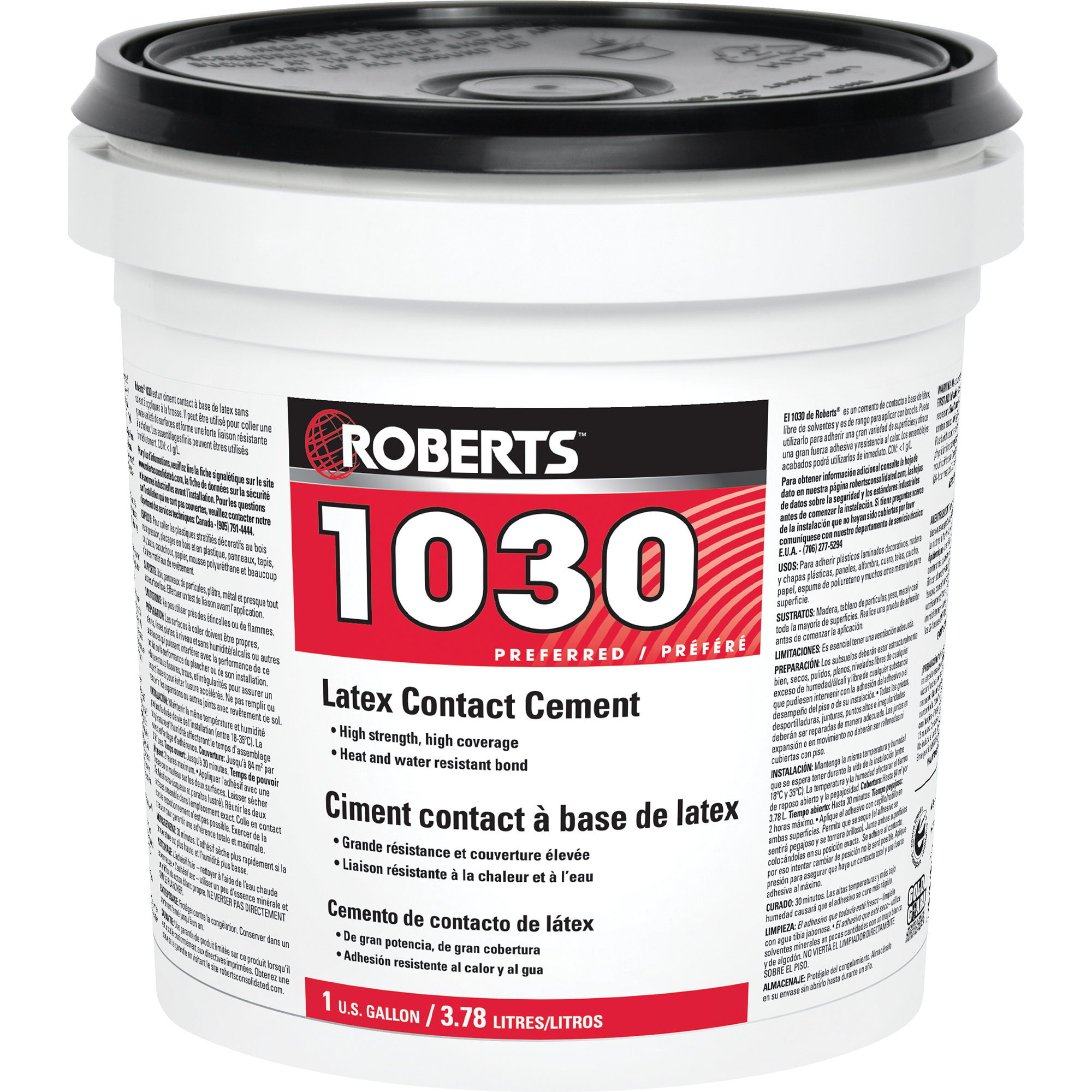 Latex Contact Cement