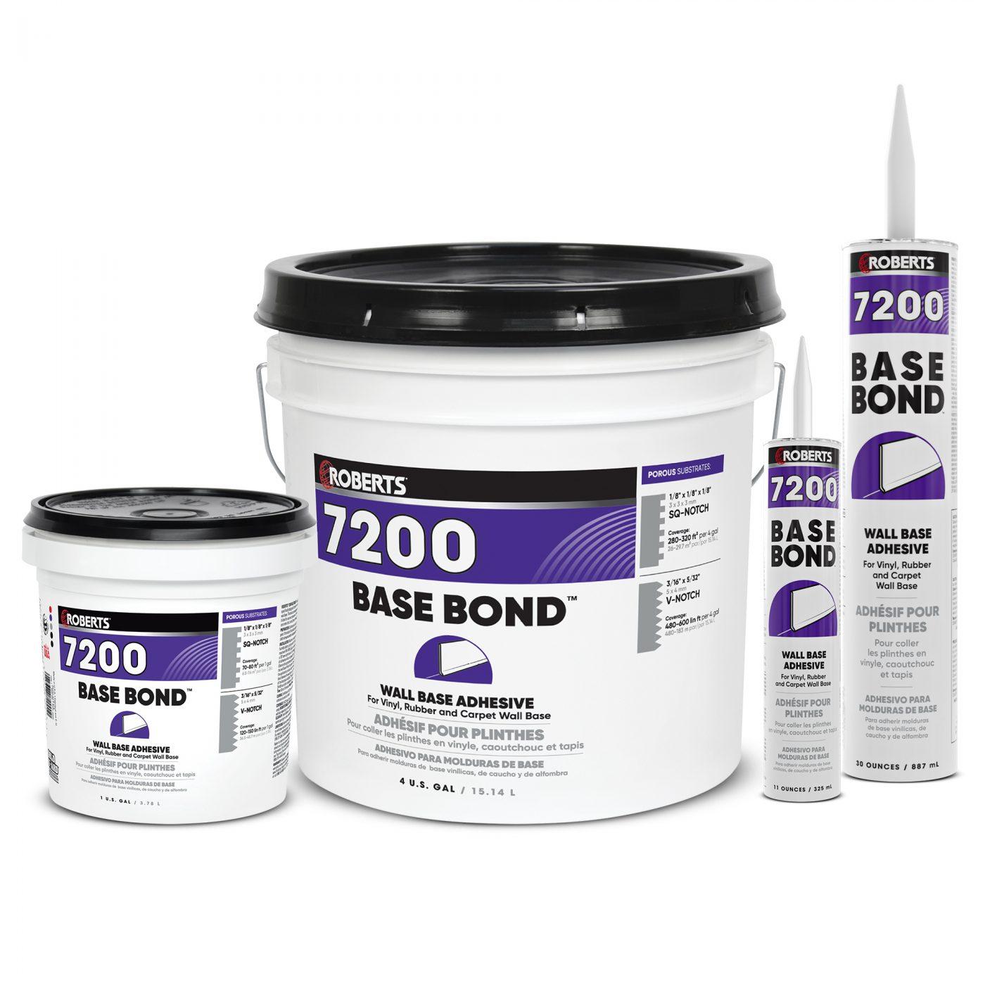 Wall Base Adhesive
